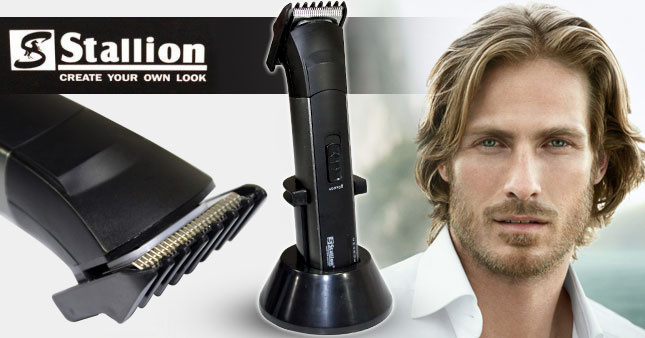 46% OFF! Stallion HT-1090 Cordless Hair Trimmer worth Rs. 2,250 for just Rs. Rs. 1,200!