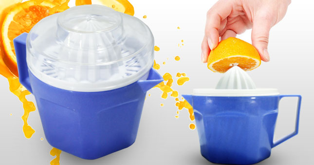 50% OFF! Juice Squeezer worth Rs. 499 for just Rs. Rs. 250!