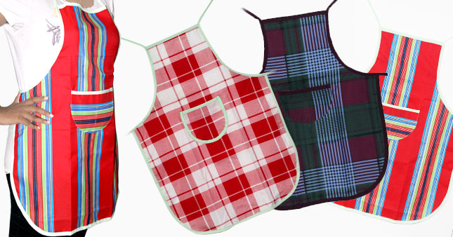 50% OFF! Pay only Rs.160 for a Kitchen Aprons worth Rs.320. Keeping you and your food clean!