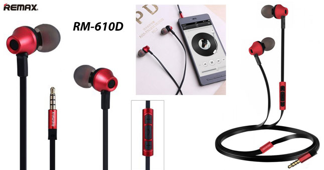 44% OFF! Original Remax RM-610D Headphone worth Rs. 3,250 for just Rs. 1,800!