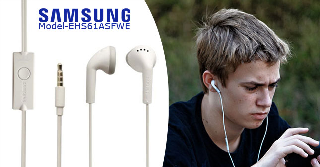 50% OFF! Get Samsung Original EHS61ASFWE On Ear Wired Earphones With Mic worth Rs. 1,100 for just Rs. 550!