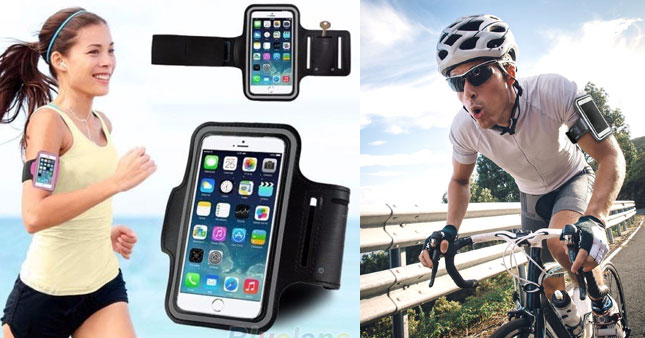 46% OFF! Arm Band Phone Holder worth Rs. 650 for just Rs. 350!