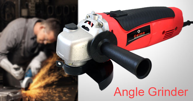 50% OFF! Electric Angle Grinder Machine worth Rs. 5,600 for just Rs 2,800!