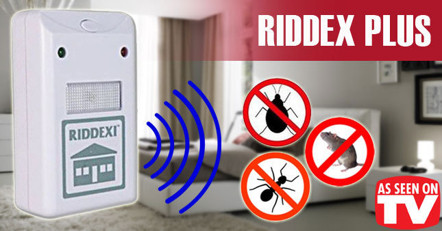 70% OFF! Turn your home's wiring into a pest repellent force field with Riddex Plus Pest Repelling Aid worth Rs.1,500 for just Rs.450!