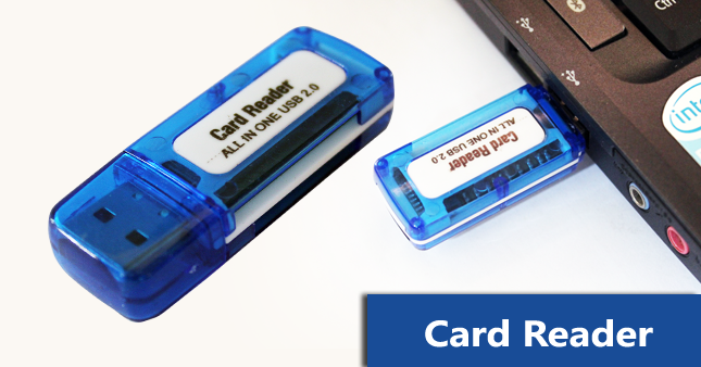 50% OFF! All-in-One USB 2.0 Memory Card Reader worth Rs. 300 for just Rs. 150!