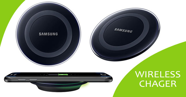 72% OFF!Samsung Wireless Charging Pad worth Rs. 7,100 for just Rs. 1,950 inclusive of Warranty!