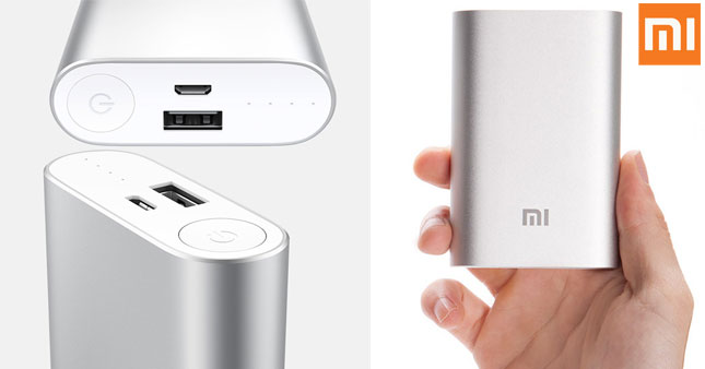 50% OFF! Mi 10000mAh Power Bank worth Rs. 6,200 for just Rs. 3,100 with 06 month Warranty!