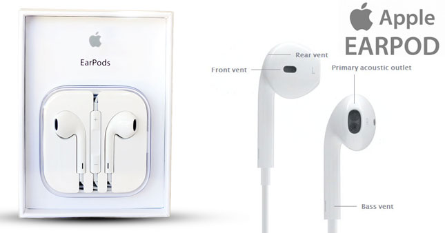 60% OFF! OEM Apple EarPods with Remote and Mic Worth Rs. 2,400 for just Rs. 950!