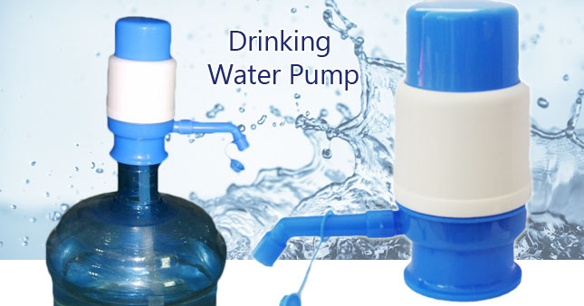 68% OFF! Manual Drinking Water Dispenser (Hand Water Pump) worth Rs. 950 For just Rs. 299!