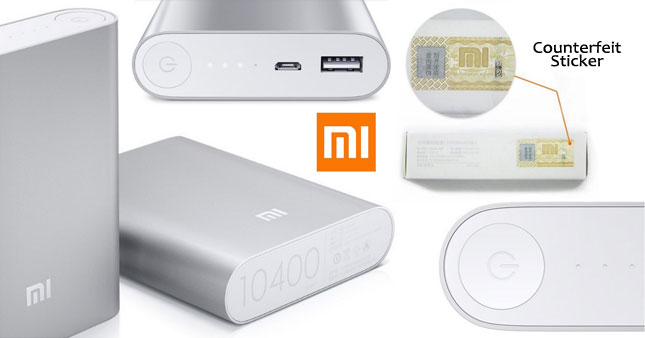 53% OFF! Original Mi 10400mAh Power Bank worth Rs. 7,250 for just Rs. 3,400 with 6 month Warranty!
