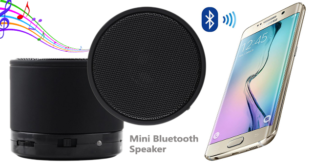 57% OFF! Mini Bluetooth Speaker worth Rs. 2,250 for just Rs. 950!
