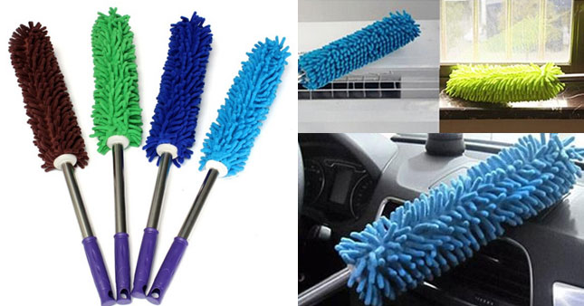 35% OFF! Microfiber Magnetic Duster worth Rs. 450 for just Rs. 290!