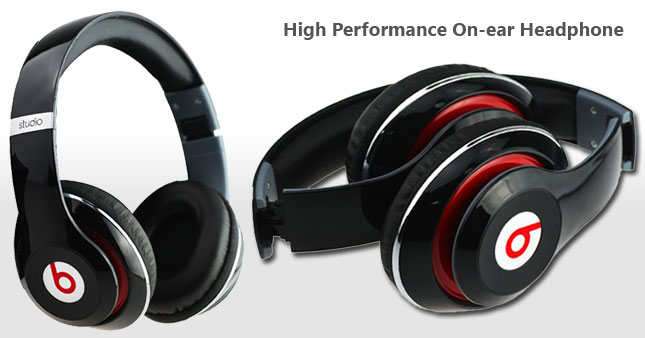 50% OFF! High Definition noise isolated On Ear Headphone worth Rs. 2,500 for just Rs. 1,250