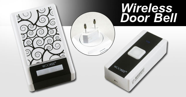 42% off! 32 Tunes Melody Wireless Remote Control Doorbell worth Rs. 1,650 for just Rs. 950!