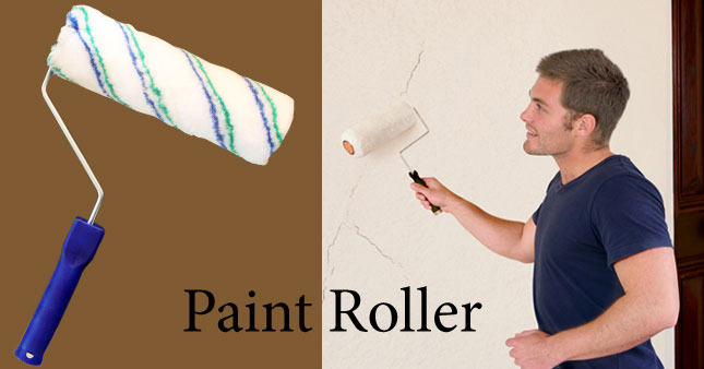 50% OFF! 9-inch Paint Roller worth Rs. 780 for just Rs. 390!