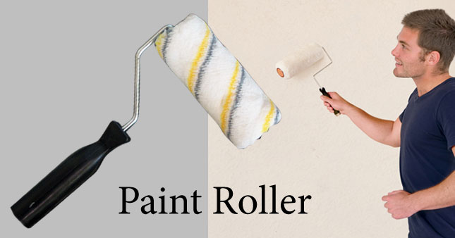 50% OFF! 5-Inch Paint Roller worth Rs. 500 for just Rs. 250!