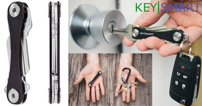 50% OFF! KeySmart Key Organizer worth Rs. 900 for just ,Rs. 450!