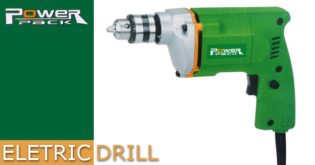 40% OFF! Get Pistol Grip Electric Drill worth Rs. 4,350 for just Rs. 2,600!