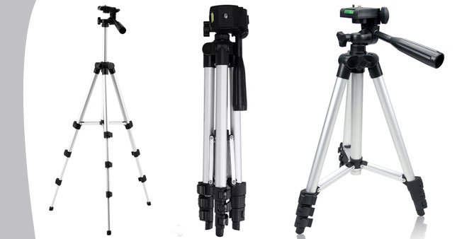 58% OFF! Portable Travel Tripod Stand worth Rs. 3,000 for just Rs. 1,250!