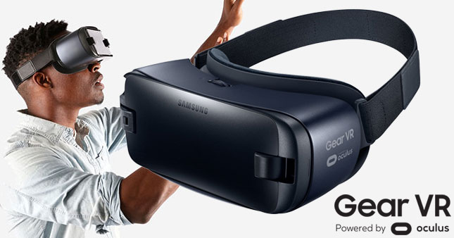 50% OFF! Samsung Gear VR 2016 Virtual Reality Headset worth Rs. 16,000 for just Rs. 7,900!