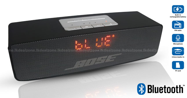 50% OFF! SoundLink Mini Bluetooth Speaker worth Rs. 4,300 for just Rs. 2,150!