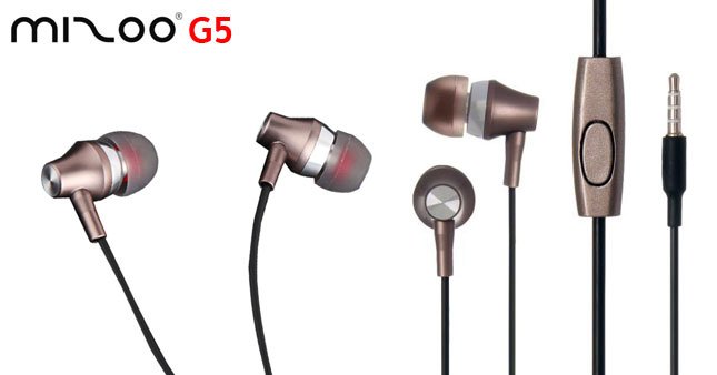 50% OFF! Mizoo G-5 Super Bass Crystal Clear Sound In Ear Headset worth Rs. 1,700 for just Rs.850!