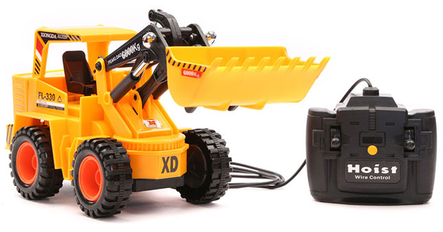 50% OFF! Wired Controlled JCB Truck worth Rs. 1,800 for just Rs. 900!