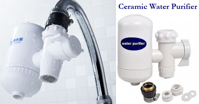 50% OFF! SWS Hi-Tech Ceramic Cartridge Water Purifier worth Rs. 2,500 for just Rs. 1,250!