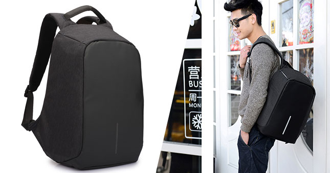 50% OFF! Anti-theft Backpack worth Rs. 5,900 for just Rs. 2,950!