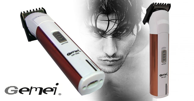 50% OFF! Gemei Professional Hair Trimmer GM-698 worth Rs.1,800 for just Rs.900!