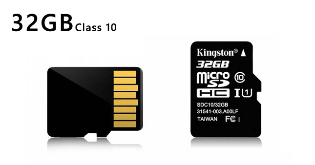 50% OFF! FLASH DEAL... 32GB Class 10 MicroSDHC Card  worth Rs. 2,900 for just Rs. 1,450!